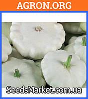 Белая - семена патиссона