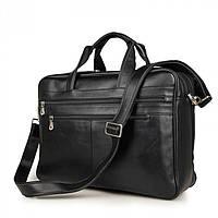 Сумка - портфель Jasper&Maine черного цвета, фото 1