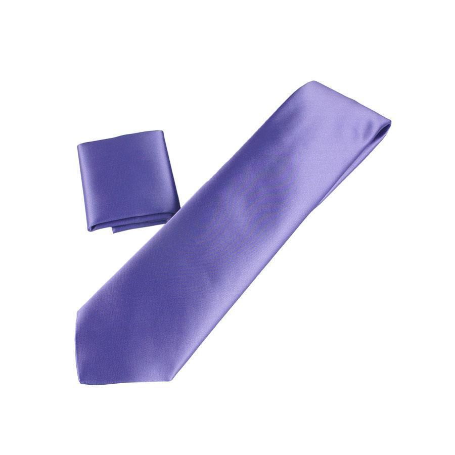Мужской однотонный галстук Pierre Cavell  088Л  в разных цветах