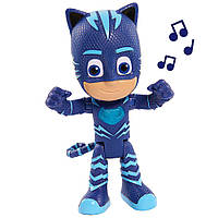 Говорящая фигурка Кэтбой «Герои в масках» PJ Masks Deluxe Talking Cat Boy Figure