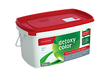DETOXY COLOR INTERIER ( 7.5 кг ), пр-во Чехия