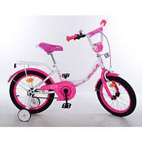 Велосипед детский PROFI Princess 16 Дюймов Y1614