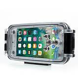 Подводный бокс HAWEEL HWL-2500B для Apple iPhone 6 / iPhone 6S - Black, фото 2