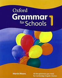 Oxford Grammar for Schools 1 Coursebook with DVD-ROM (Учебник)