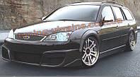 Передний бампер для Ford Mondeo 2000-2007