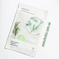 Маска тканевая Innisfree It`s real squeeze mask Tea tree