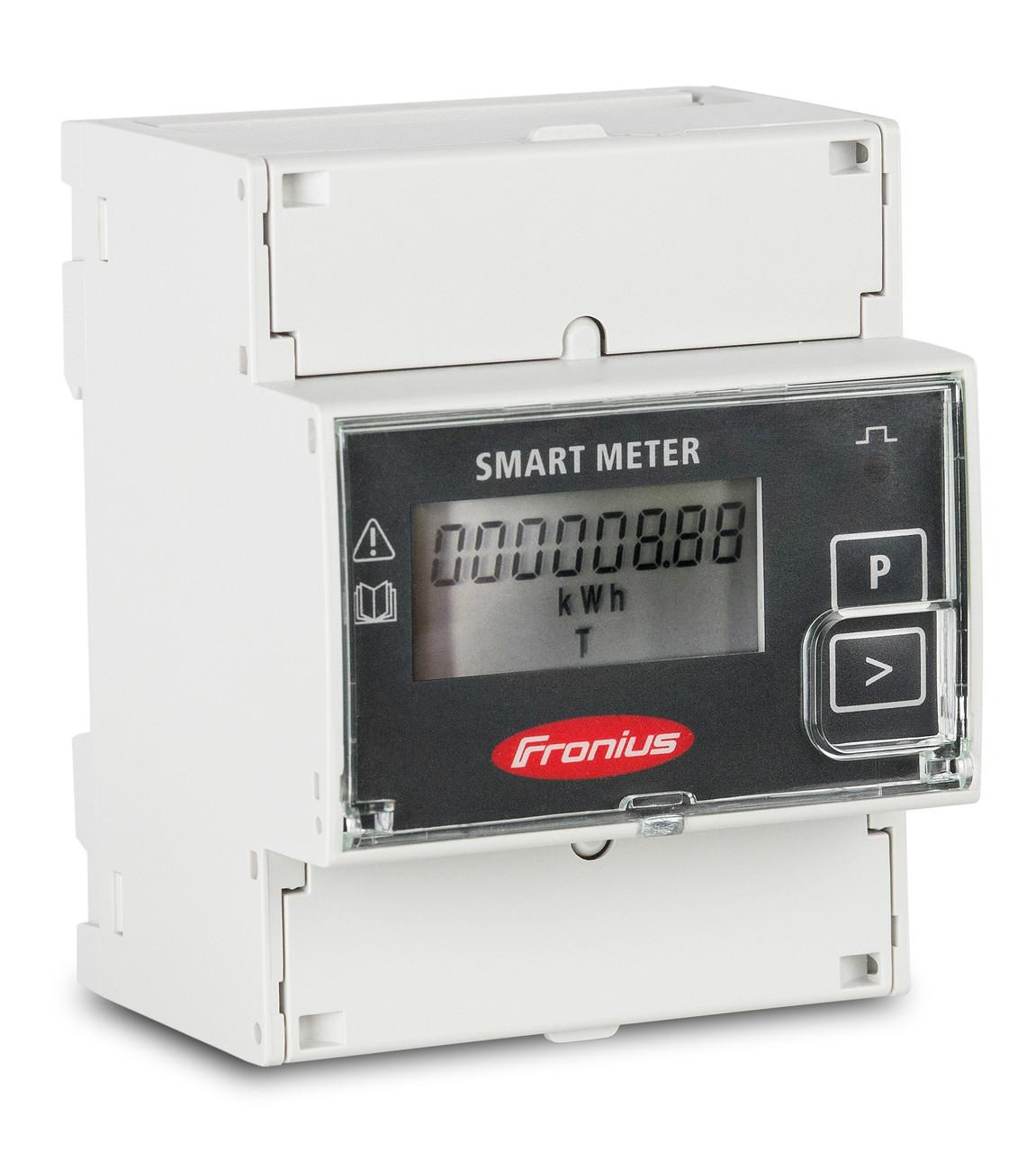 """Двухсторонний счетчик для """"зеленого"""" тарифа Fronius Smart Meter 50kA-3"""