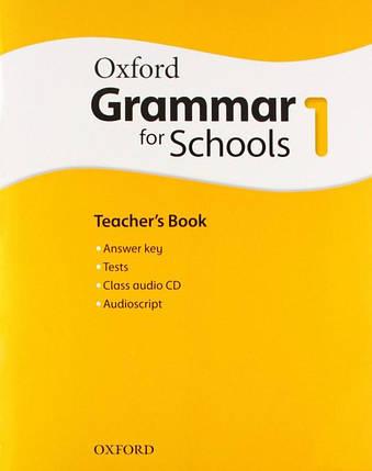 Oxford Grammar for Schools 1 Teacher's Book with Audio CD (Книга учителя), фото 2