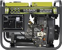 Генератор дизельный K&S Basic KS 6000DE (5,5кВт)