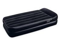 Надувная кровать BestWay 67401 со встроенным насосом 220V, фото 2
