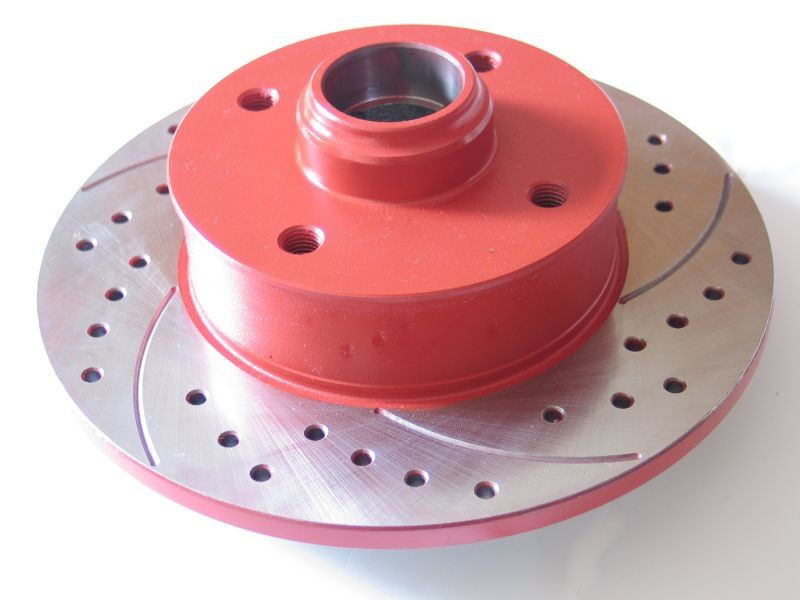 honda civic 6 задние вентилируемые диски