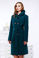 Пальто классическое Мелина, разные цвета, фото 1