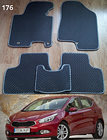 Коврики на Kia Ceed '12-н.в. Автоковрики EVA