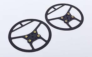 Ледоступы круглые (антискользящие накладки на обувь) UR OB-6500. Распродажа!
