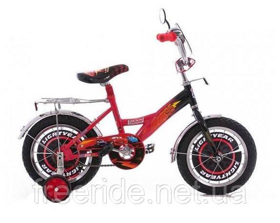 Детский Велосипед Mustang Тачки 12