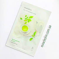 Маска тканевая Innisfree It`s real squeeze mask Green Tea