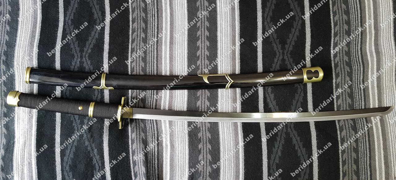 "Самурайский меч катана "" Воля самурая  "" на подставке"