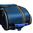 Ранец каркасный ортопедический Tiger Однотонный 63001 Синий, фото 3