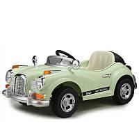 Детский электромобиль Mercedes Benz 218 RETRO. Light Green - купить оптом, фото 1