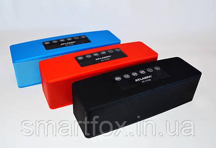 Портативная колонка Bluetooth S206=AT-7706, фото 2