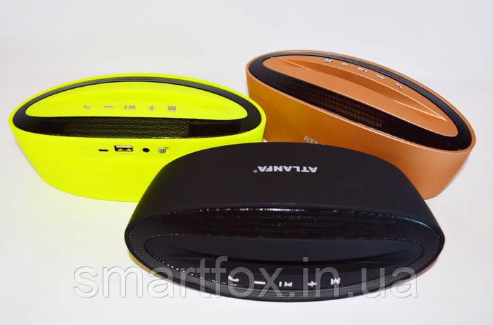 Портативная колонка Bluetooth AT-7755, фото 2