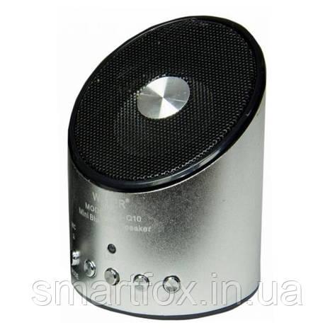 Портативная колонка Bluetooth WS-Q10, фото 2