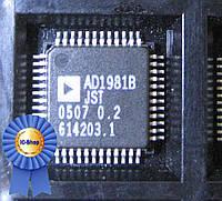 Микросхема AD1981B