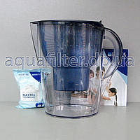 Фильтр-кувшин для воды Брита (Brita) Марелла (Marella) XL Синий, фото 1