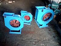 Вентиляторы пылевые ВРП, ВЦП, ЦП