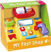 """Игровой набор """"Моя первая касса"""" PlayGo, 2448"""