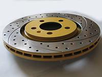 Тормозной диск вентилируемый Land Rover ATM0744