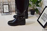 Последний размер 36!!!Сапоги женские зимние черные, женская обувь
