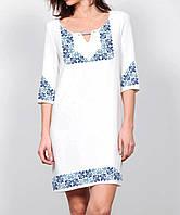 Заготовка жіночого плаття чи сукні для вишивки та вишивання бісером Бисерок  «Французька лілія» ( c0f701c9f572a
