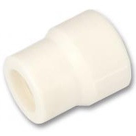 Kalde (белого цвета) Муфта редукционная внутр./нар. 40-25