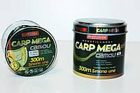 Леска Carp Mega Camou 300m (тонущая)