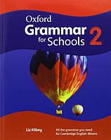 Oxford Grammar for Schools 2 Coursebook with DVD-ROM (Учебник)