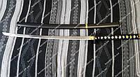 Самурайский меч катана  на подставке