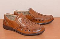 туфли мужские Lin'e   б/у из Германии