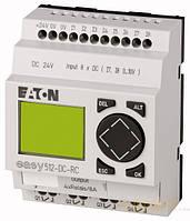 Програмоване реле Eaton EASY512-DC-RC10