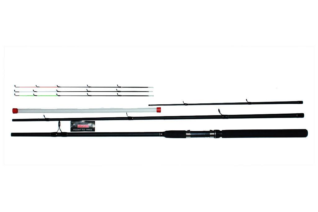 Спиннинг фидерный Bratfishing Excalibur Feeder 3.3m. (Тест 120 г.)
