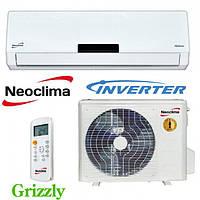 Кондиционер Neoclima серия GRIZZLY inverter модель NS/NU-09AHDI, фото 1