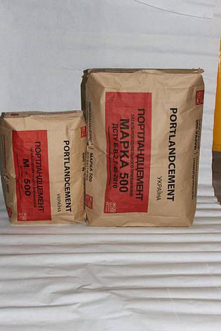 Бумажные мешки для цемента, фото 2