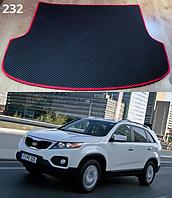 Коврик багажника Kia Sorento '10-13 XM. Автоковрики EVA