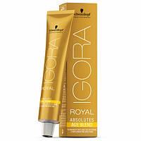 Igora Absolutes Age Blend-Краска для зрелых седых волос 55+