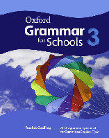 Oxford Grammar for Schools 3 Coursebook with DVD-ROM (Учебник)