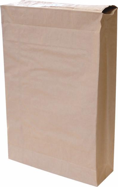 Бумажный мешок закрытого типа