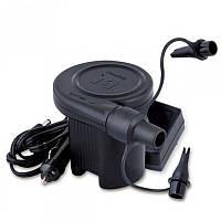 Мощный электрический насос от прикуривателя 12V bestway 62097, фото 1