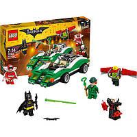 Конструктор лего Гоночный автомобиль Загадочника Lego Batman Movie 70903