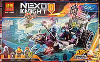 Конструктор Bela 10591 Nexo Knight Мобильная тюрьма Руины 224 дет, фото 1