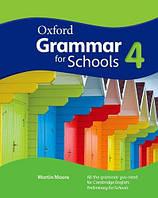 Oxford Grammar for Schools 4 Coursebook with DVD-ROM (Учебник)